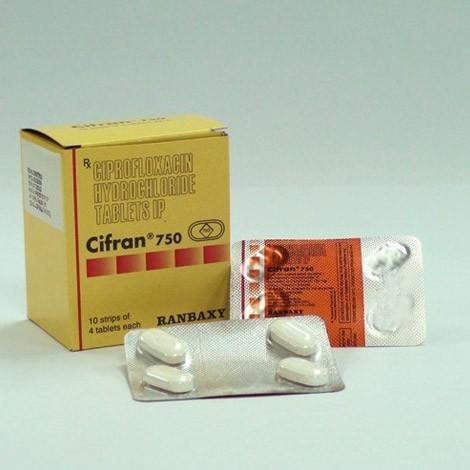 Antibiotique pour infection urinaire cipro
