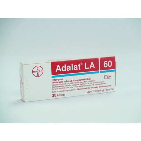 Adalat Retard Nifedipine 20 Mg / Viagra super p-force uk