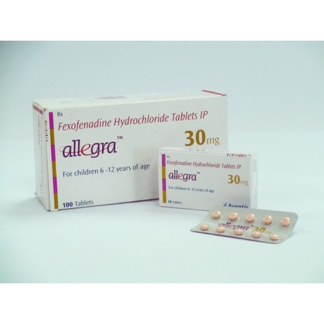 Allegra (Fexofenadine)