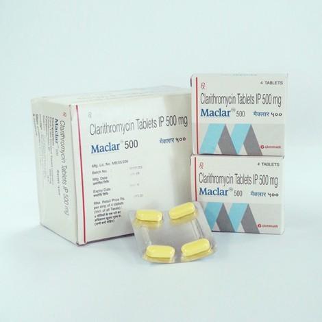 Biaxin (Clarithromycin)