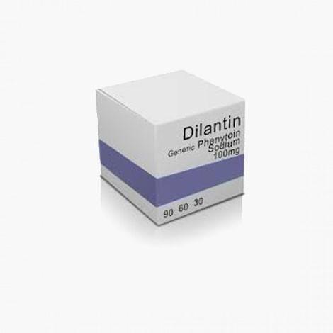 Dilantin (phenytoin)