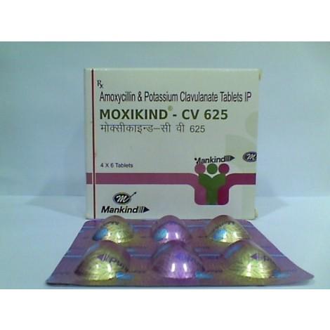 Augmentin (Amoxycillin/Clavulanic Acid)