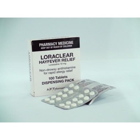 Loraclear (Loratadine)