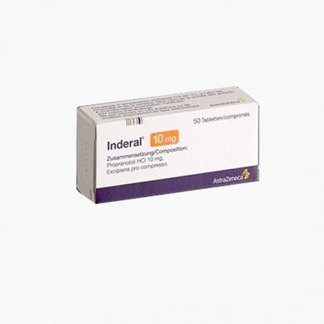 Inderal 10mg Price