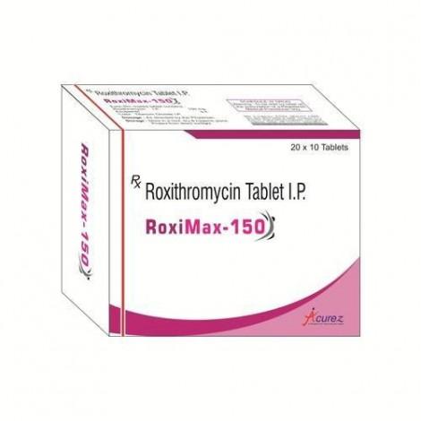 Roxar (Roxithromycin)