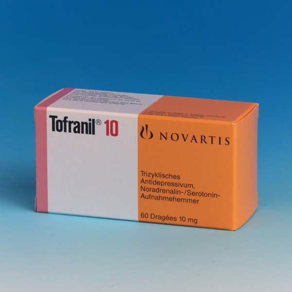Tofranil Imipramine on epilepsy treatment