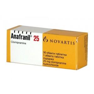 Anafranil (Clomipramine HCL)