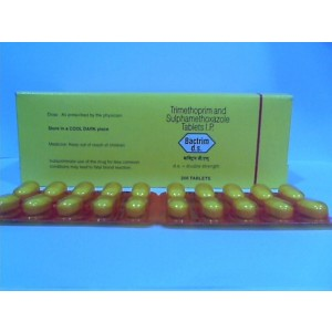 Bactrim 	(Trimethoprim and Sulfamethoxazole)