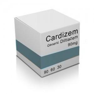 Cardizem (Diltiazem)