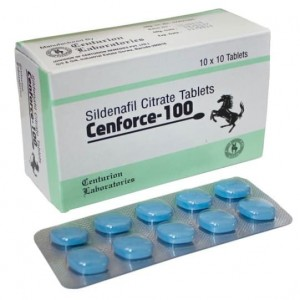 Cenforce 100mg (Sildenafil)