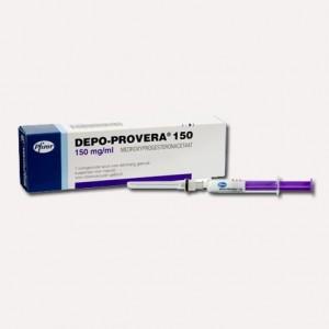 Depo Provera (Medroxyprogesterone acetate)