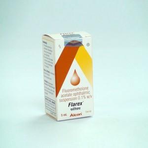 Flarex (Fluorometholone)