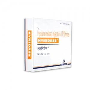 Hynidase 1500IU Injection 1ml 10 pcs
