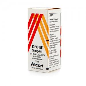 Iopidine (apraclonidine)