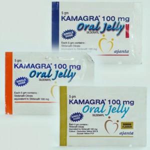 Kamagra Oral Jelly (sildenafil)