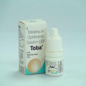 Tobrex (Tobramycin) 0.03%